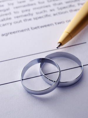 Pre Nuptial Agreements Lawyer Services - Faye M. Lyon - Rockford IL